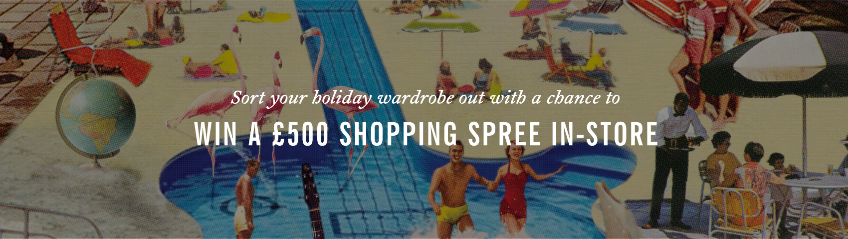 Win a £500 Shopping Spree In-Stores