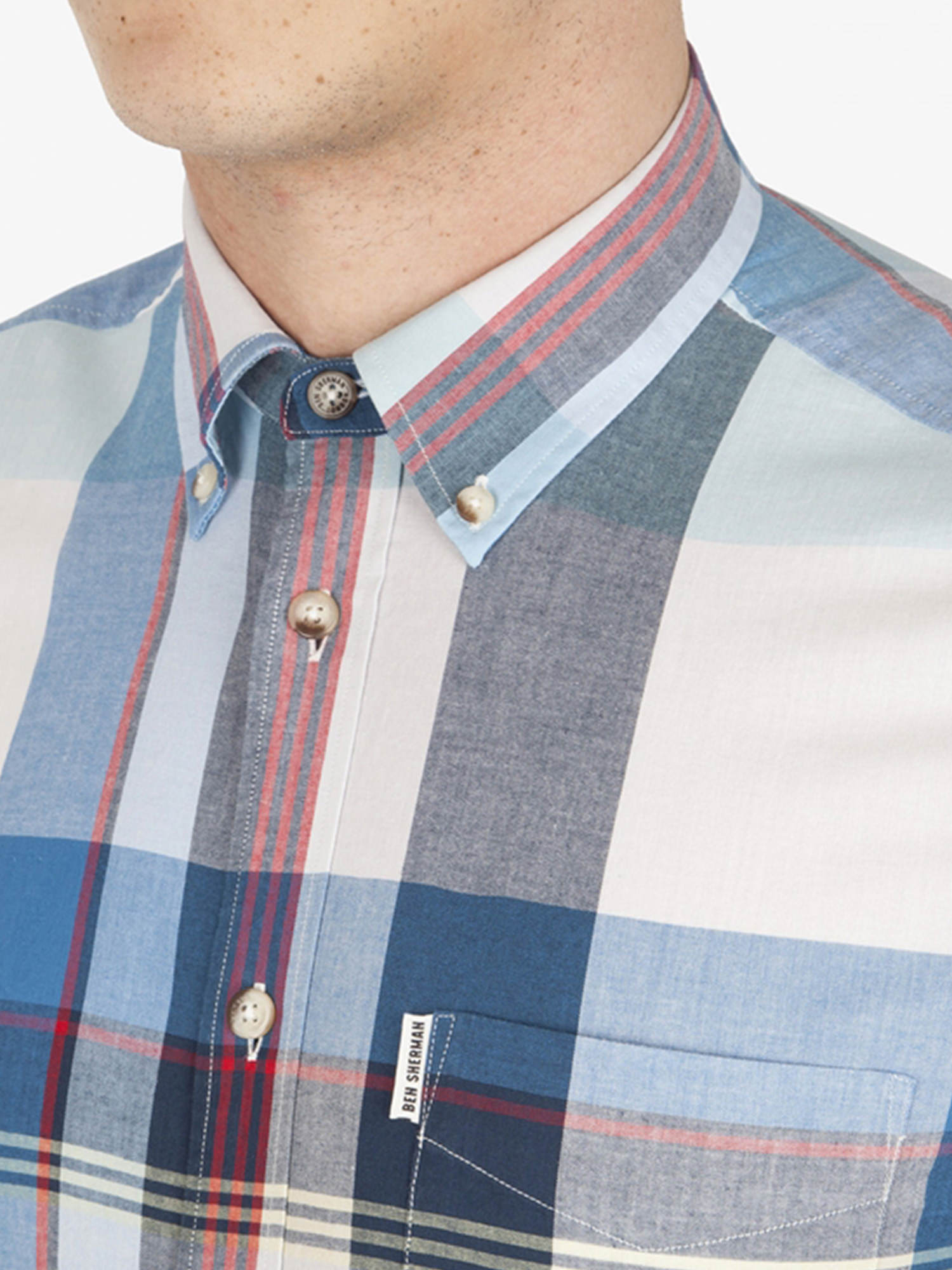 SUMMER MADRAS SHIRT