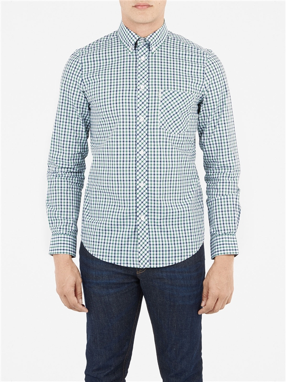 HERITAGE HOUSE CHECK LONG SLEEVE SHIRT