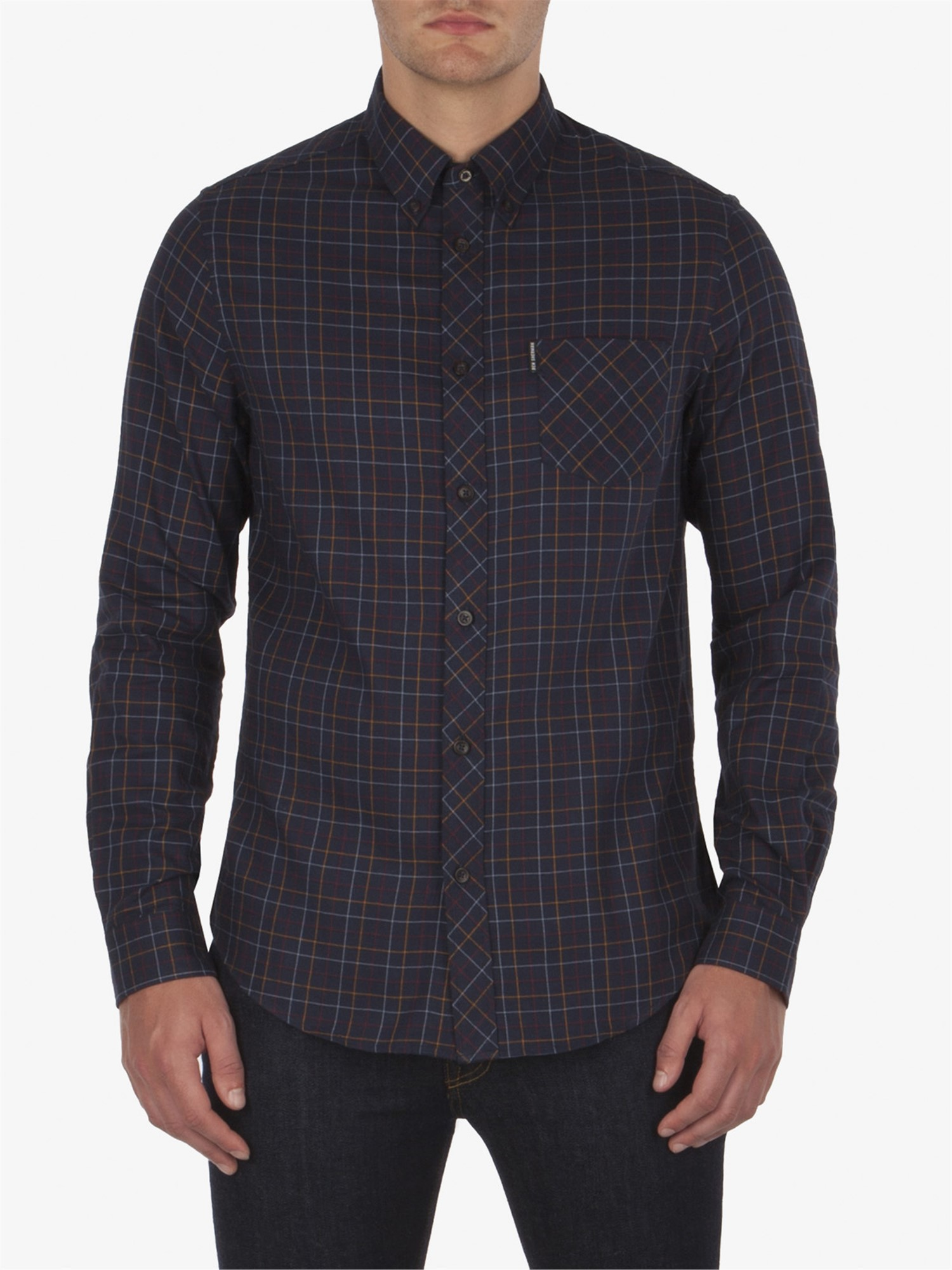 TATTERSAL CHECK SHIRT