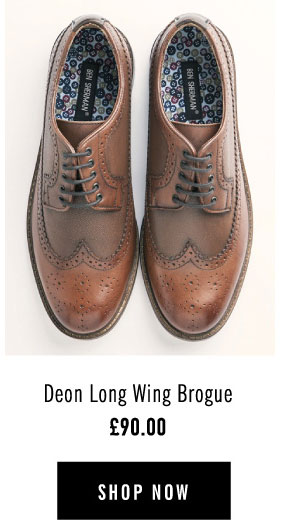 DEON LONG WING BROGUE