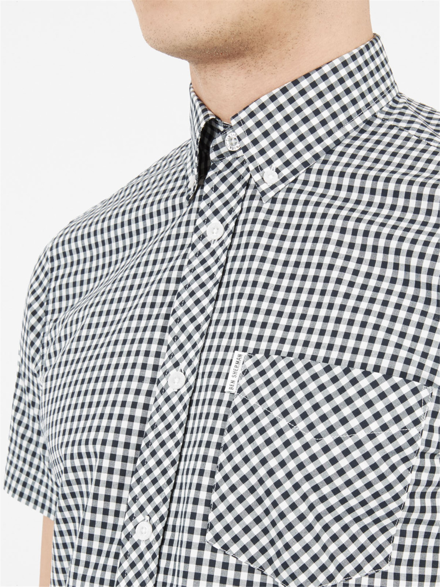 Original Gingham Check Short Sleeve Shirt