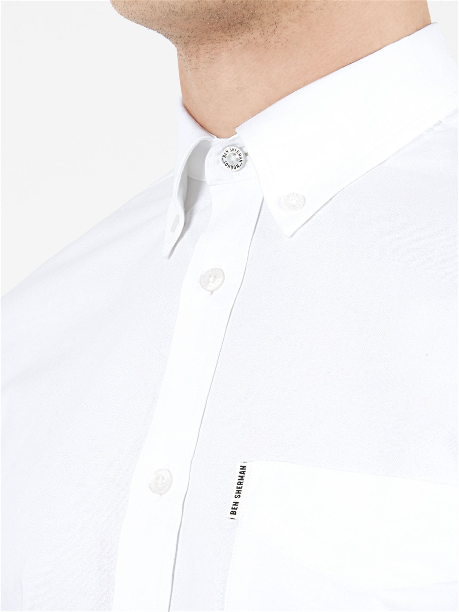 Classic Oxford Long Sleeve Shirt