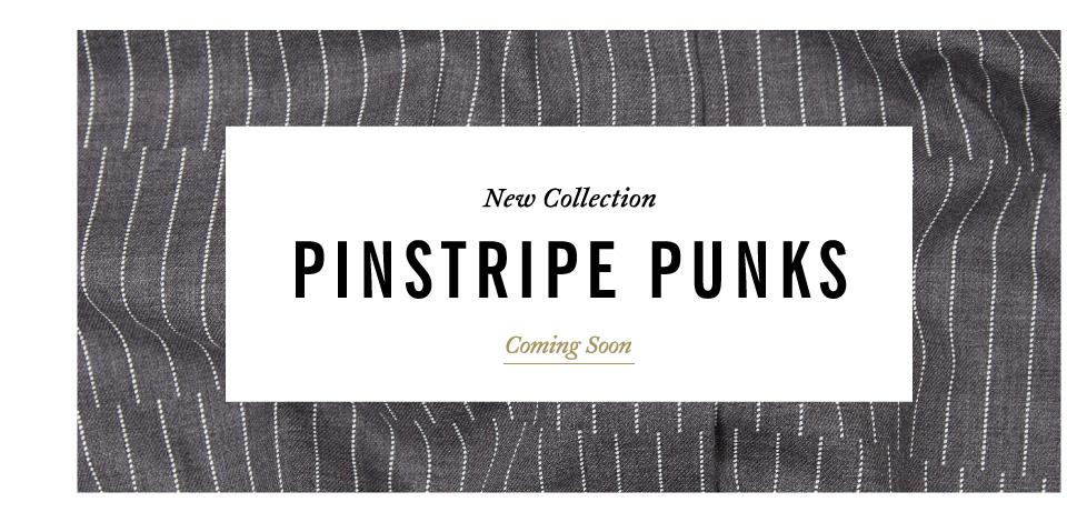 Pinstripe Punks